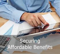 Securing Affordable Benefits